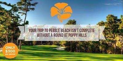 U.S. Open Week At Poppy Hills, June 10 - June 16, 2019