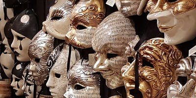 Mask making course (5 sessions - Tuesday evenings)