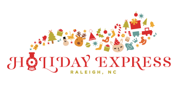 Pullen Park's Holiday Express