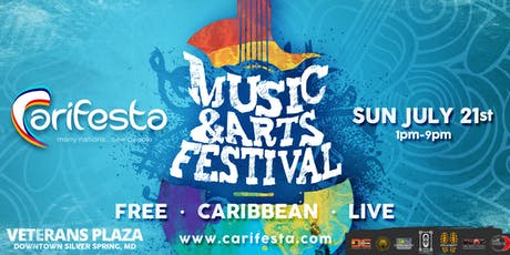 Carifesta Music & Arts Festival tickets