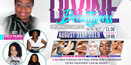 Single MoMz Event DIVINE BEAUTYNESS