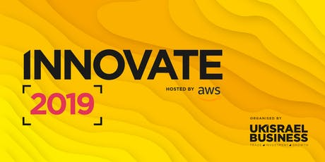 Innovate'19 tickets