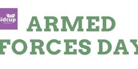 Sidcup Partners Armed Forces Day Cinema Showing tickets