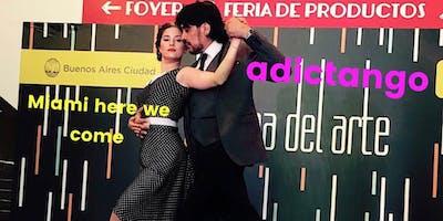 Absolute Beginner Argentine Tango Bootcamp