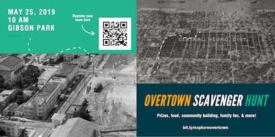 Overtown Scavenger Hunt