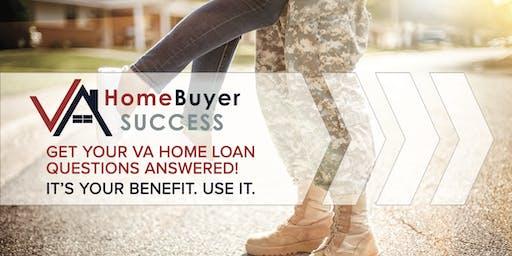 VA Home Buyer Success Workshop - San Diego
