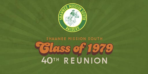 Shawnee Mission South Class of 1979 40th Reunion