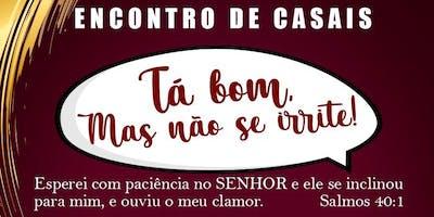 Encontro de Casais 29-06-2019 as 16h