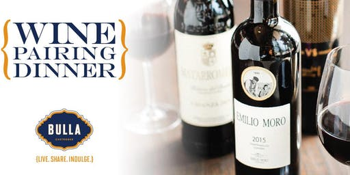Ribera & Rueda Spanish Wine Dinner at Bulla Gastrobar!