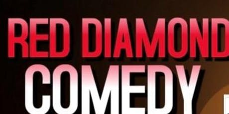Red Diamond Comedy tickets
