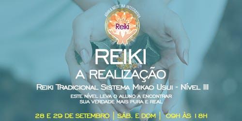 Iniciação Reiki nível 3