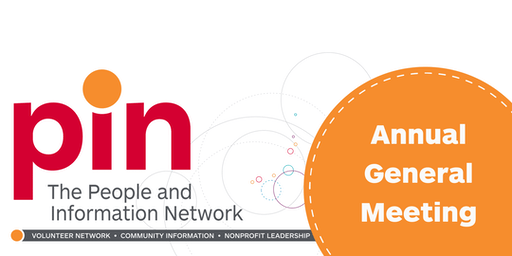 PIN - The People and Information Network Annual General Meeting 2019