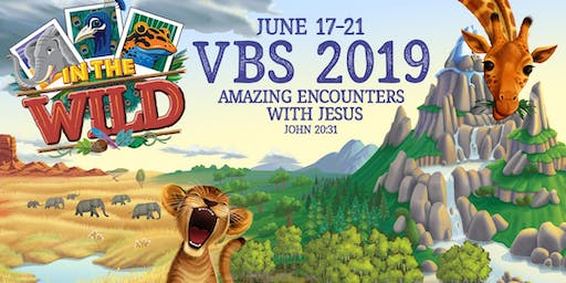 In The Wild | Vacation Bible School 2019
