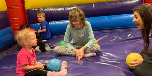 August Pump It Up Autism Bounce Night