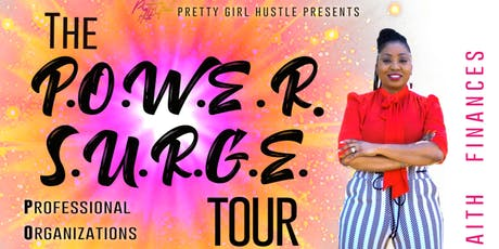 The Power Surge Tour: Mobile, AL tickets