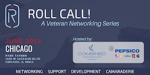 Roll Call! A Veteran Networking Event in Chicago