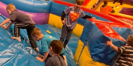 September Pump It Up Autism Bounce Night tickets
