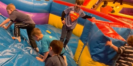 September Pump It Up Autism Bounce Night