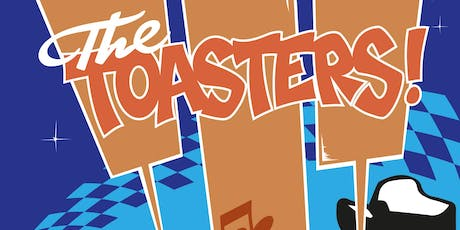 The Toasters at The Kingsland tickets