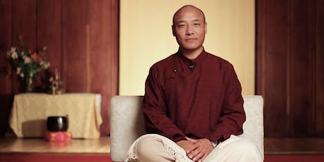 Weekend Meditation Retreat with Rinpoche Anam Thubten tickets