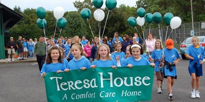 15th Annual Comfort Care Walk to Benefit Teresa House