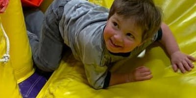 October Pump It Up Autism Bounce Night
