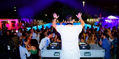 Big Pool Party - Rouge Carrousel powered by Red Bull - AmaMi Communication