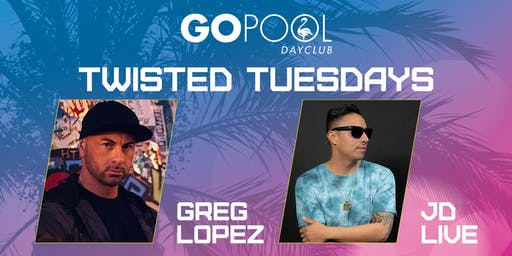 Twisted Tuesdays at Flamingo GO Pool - FREE GUESTLIST