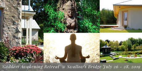 Goddess Awakening Yoga Retreat  tickets