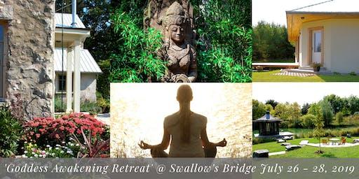 Goddess Awakening Yoga Retreat