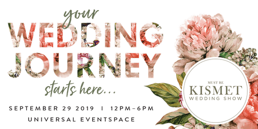 Must Be Kismet - South Asian Wedding Show Sept 2019