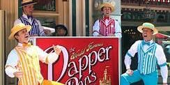 TGV Dapper Dan's (from Main Street - Magic Kingdom) July Picnic Meeting
