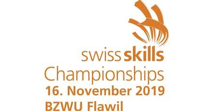 SwissSkills Milchtechnologen / SwissSkills technologue du lait Tickets