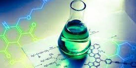 La Chimica per l'Aromaterapia biglietti