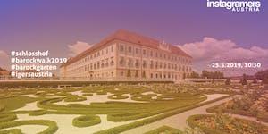 InstaWalk | Schloss Hof - Lustwandeln im Barockgarten