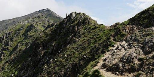 Climb Snowdon August