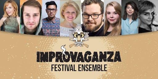 IMPROVAGANZA 2019: The Festival Ensemble