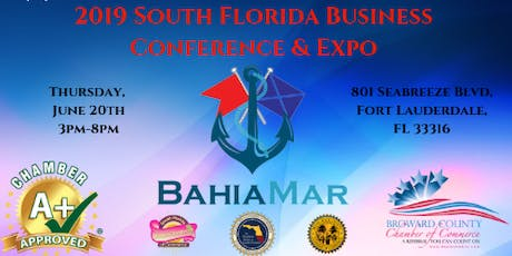 South Florida Broward County Business Expo June 20th, 2019 tickets