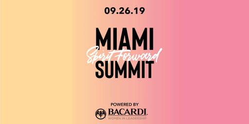 Spirit Forward Summit Miami 2019