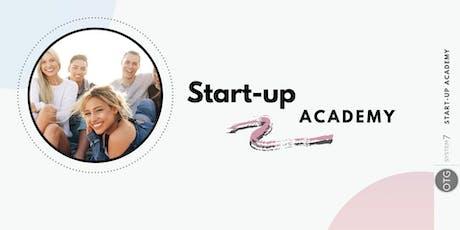 Start Up Academy Gent tickets