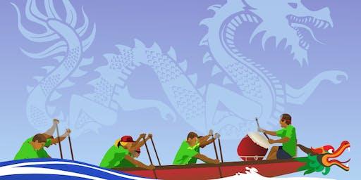 10th Anniversary San Diego International Dragon Boat Race
