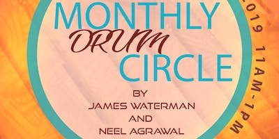 LAIMA Monthly Drum Circle May - 2019