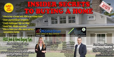 Insider Secrets to Buying a Home