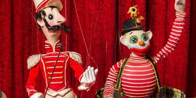 SHOW & TELL with the Bob Baker and René Marionettes!