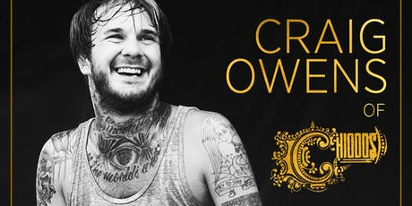 Emo Night: Craig Owens of Chiodos LIVE tickets