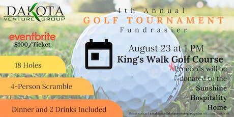 Dakota Venture Group 4th Annual Golf Tournament  tickets
