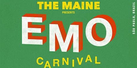 EMO Carnival ingressos