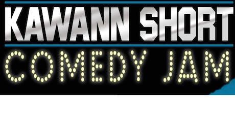 Kawann Short Comedy Jam tickets