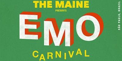 The Maine apresenta o álbum Pioneer no Carioca Club + Afterparty