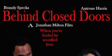 Behind Closed Doors Black Carpet Movie Screening tickets